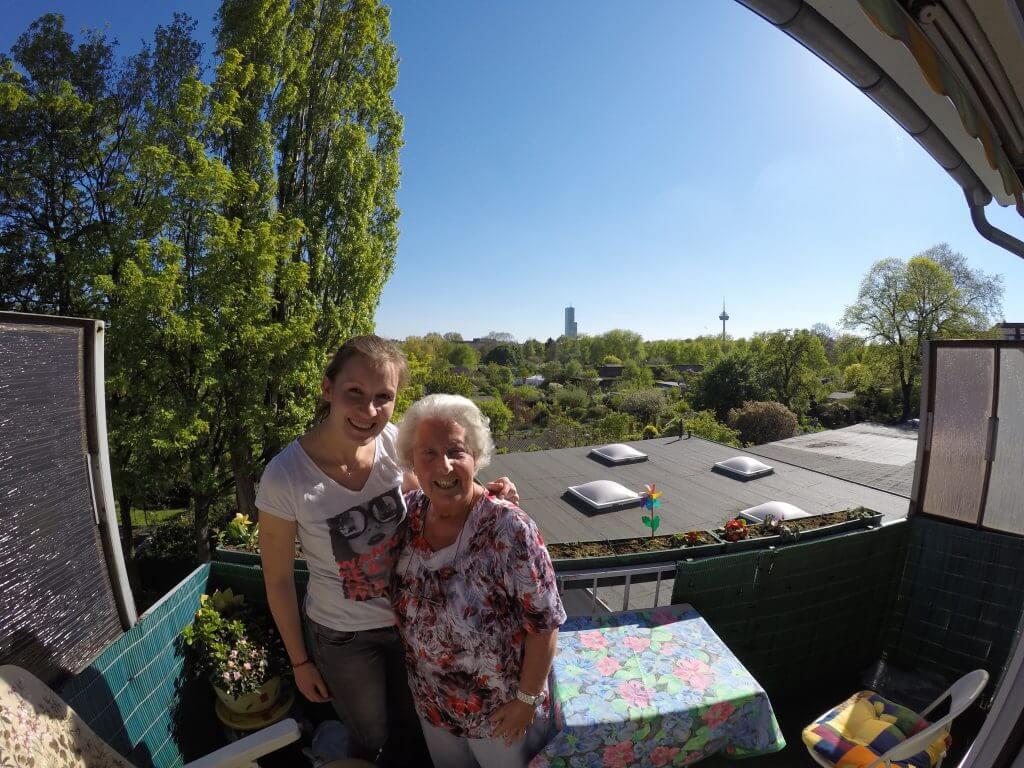 20160505 Eifel - Bertha & Karin
