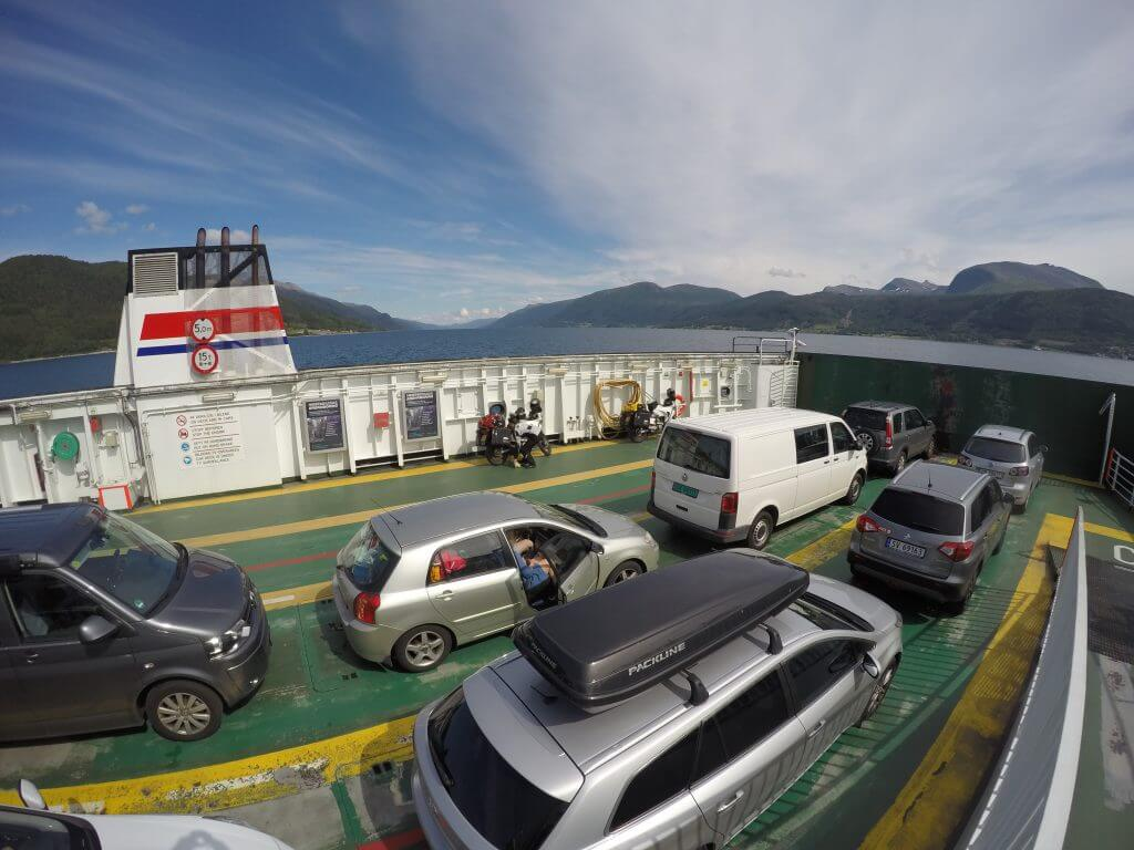 Ferry Andalsnes.