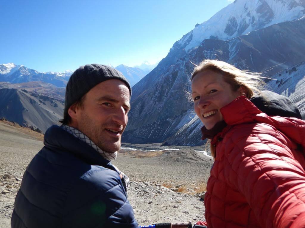 cec187e61fb114 BE on the road - Week 26 – 29  Koude pieken en warme dalen in Nepal