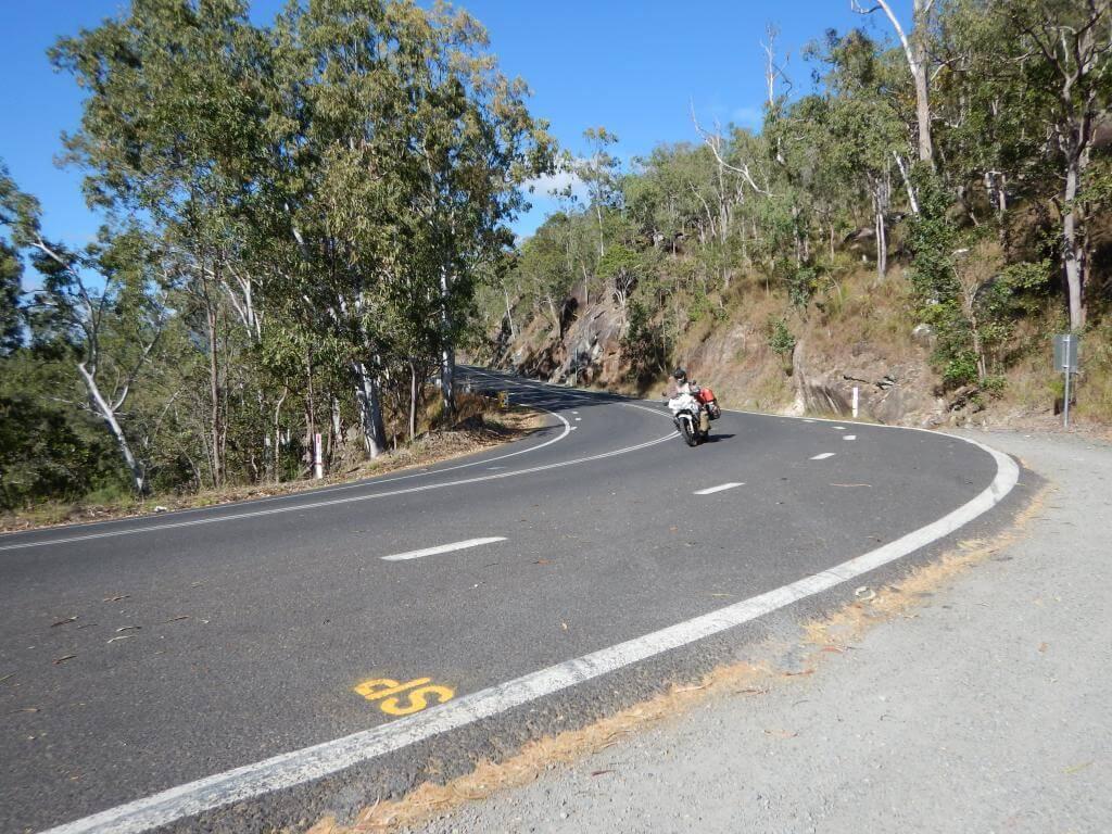 Foto 75 - Bochtenwerk op de Gilli-Highway